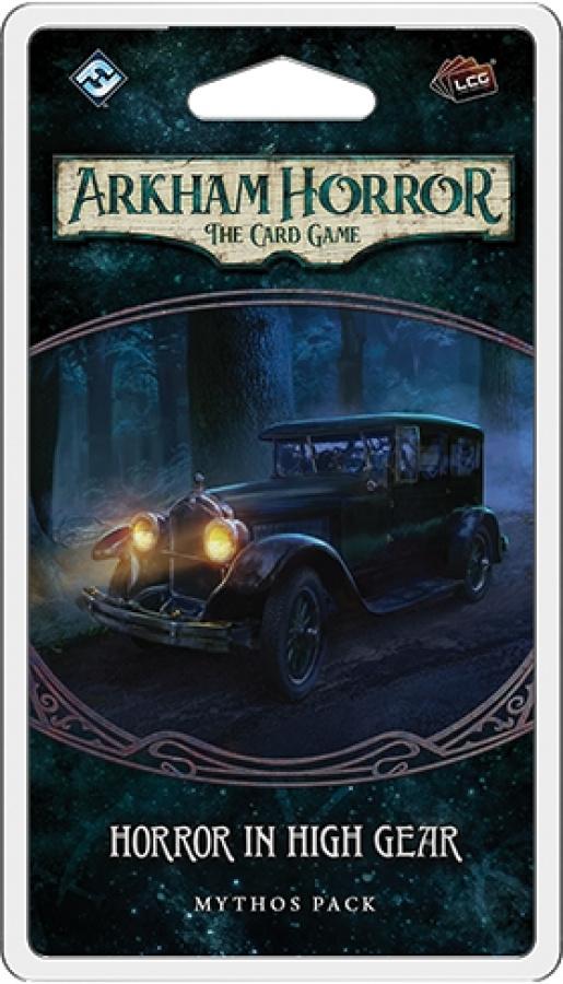 Arkham Horror: The Card Game - Horror in High Gear