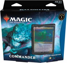 Magic The Gathering: Kaldheim - Commander Deck - Phantom Premonition