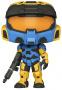 Funko POP Games: Halo Infinite - Spartan Mark VII Camo (with VK78 Commando Rifle)