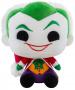 Funko POP Plush: DC Holiday - Santa Joker