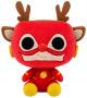 Funko POP Plush: DC Holiday - Rudolph Flash