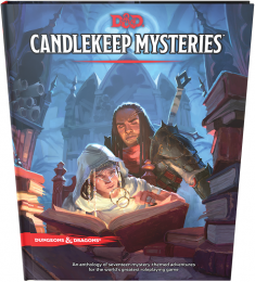 Dungeons & Dragons: Candlekeep Mysteries (Classic Cover)