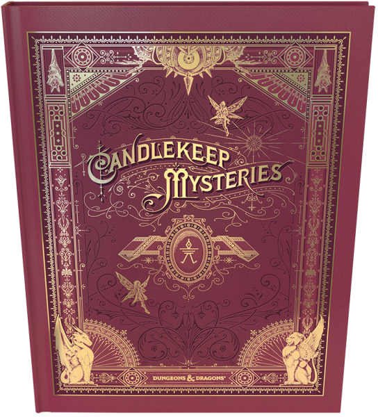 Dungeons & Dragons: Candlekeep Mysteries (Alternate Cover)