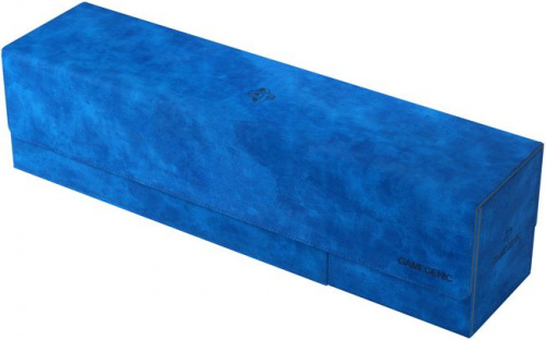 Gamegenic: Card's Lair 400+ Convertible - Blue