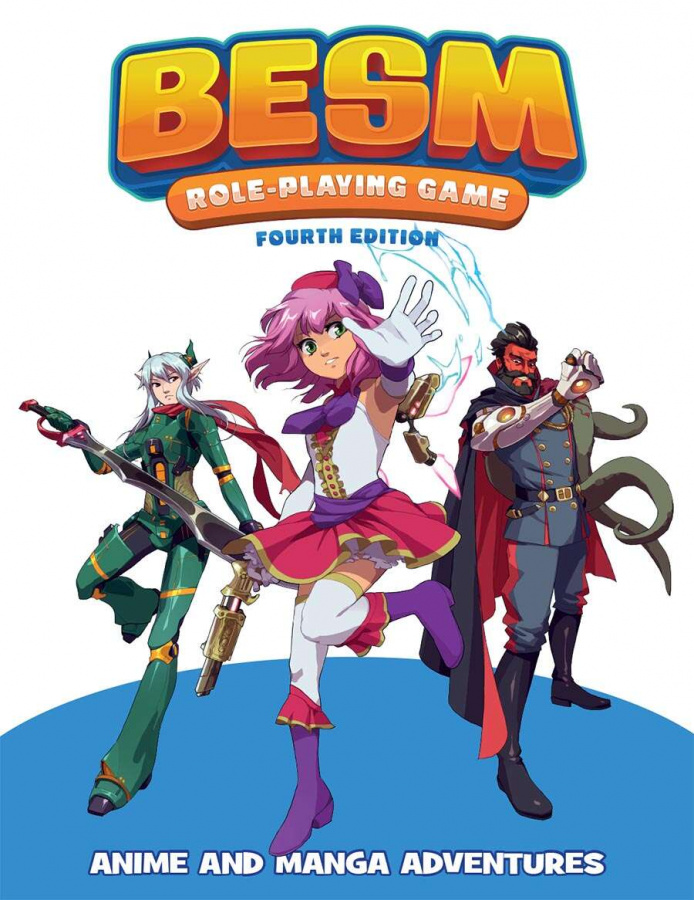 BESM RPG (4th Edition)
