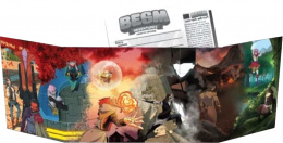 BESM RPG: Game Screen and Adventure