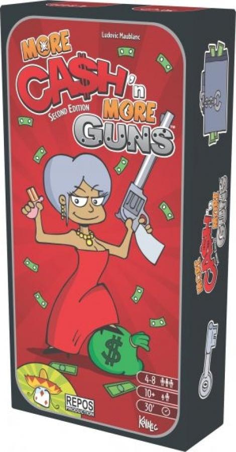 Cash'n Guns: More Cash'n More Guns