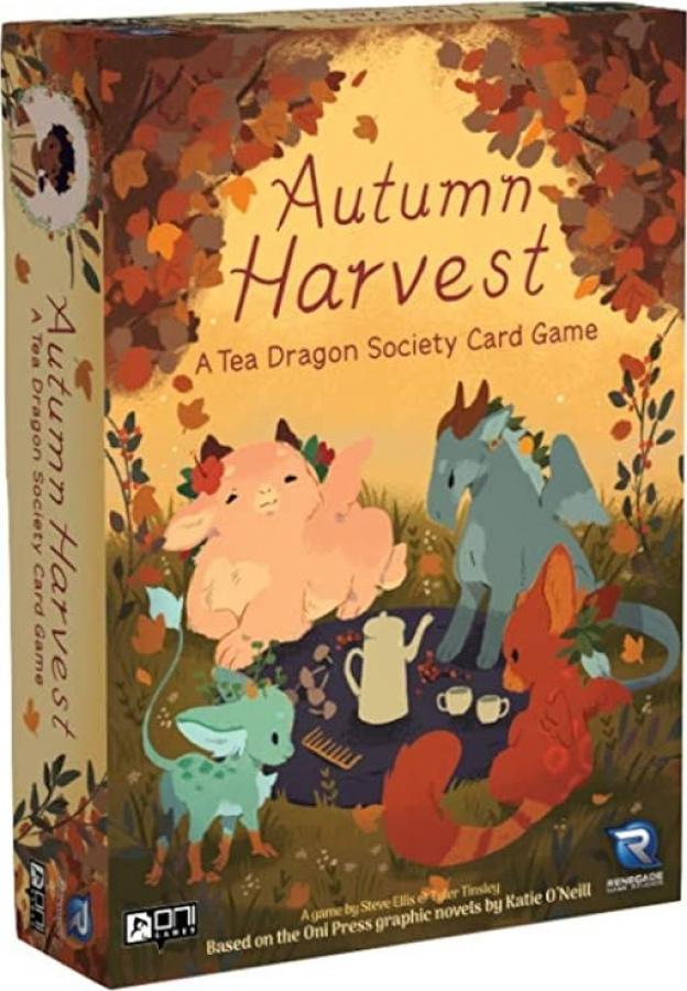 Autumn Harvest: A Tea Dragon Society