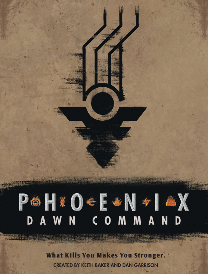 Phoenix Dawn Command RPG