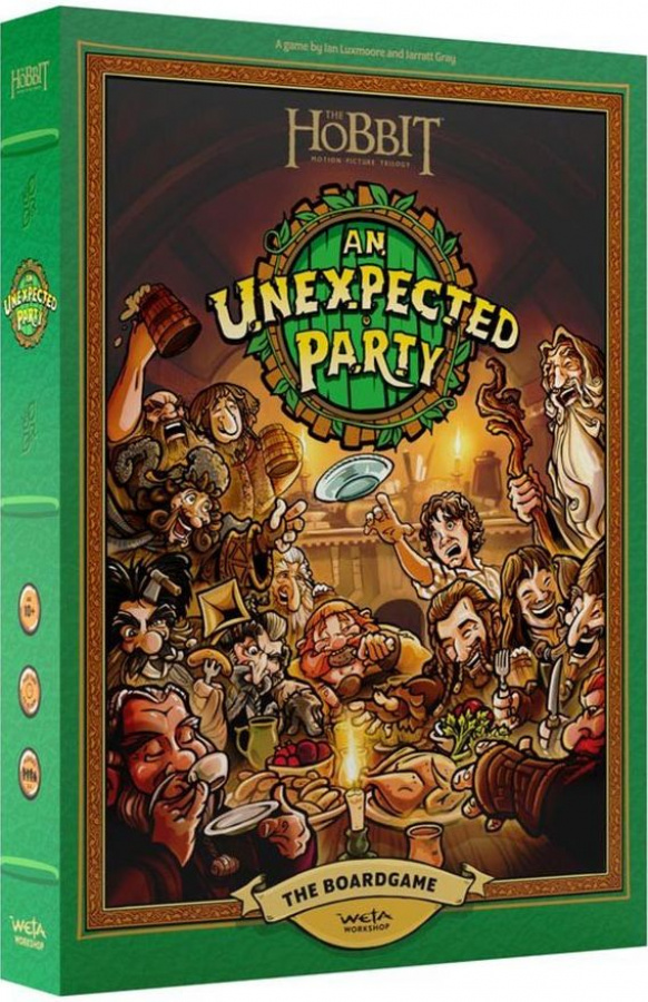 The Hobbit: An Unexpected Party