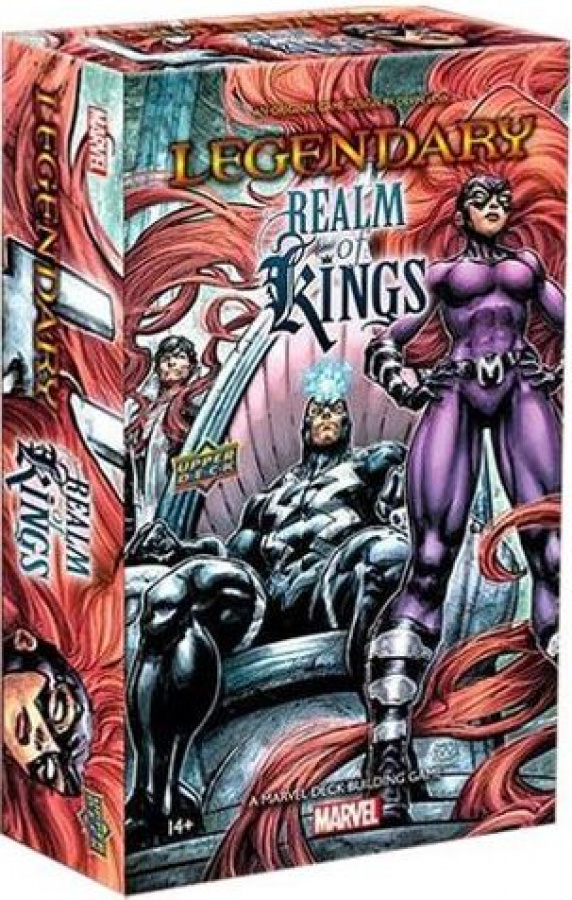 Legendary: A Marvel Deck Building Game - Realm of Kings