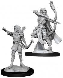 Dungeons & Dragons: Nolzur's Marvelous Miniatures - Elf Ranger Female