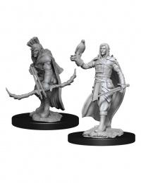 Dungeons & Dragons: Nolzur's Marvelous Miniatures - Male Elf Ranger