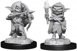 Pathfinder Battles: Deep Cuts - Goblin Rogue Female