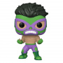 Funko POP Marvel: Luchadores - El Furioso (Hulk)