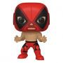 Funko POP Marvel: Luchadores - El Chimichanga De La Muerte (Deadpool)