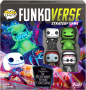 POP! Funkoverse: Tim Burton's The Nightmare Before Christmas Base Set