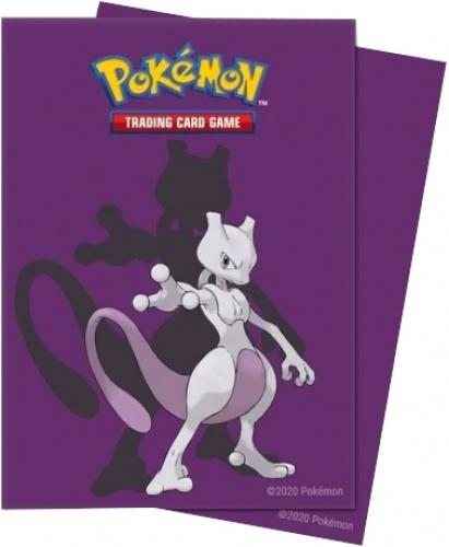 ULTRA-PRO Deck Protector - Standard Sleeves Pokémon - Mewtwo (65 szt)