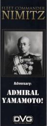Fleet Commander: Nimitz - Adversary - Admiral Yamamoto