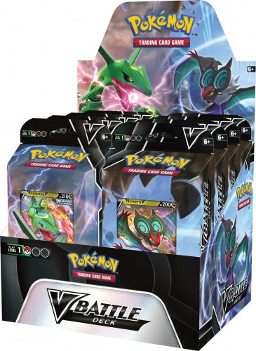 Pokémon TCG: V Battle Deck October (8)
