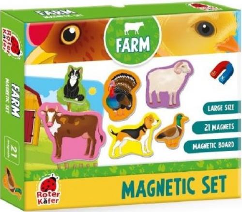 Magnetic set: Farm