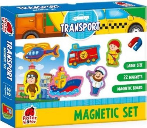Magnetic set: Transport