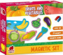 Magnetic set: Fruits and Vegetables