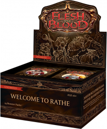 Flesh and Blood TCG: Welcome to Rathe - Booster Display (24)