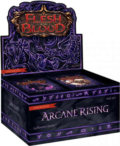 Flesh and Blood TCG: Arcane Rising - Booster Display (24)