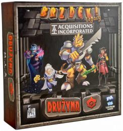 "Brzdęk! Legacy: Acquisitions Incorporated - Drużyna ""C"""