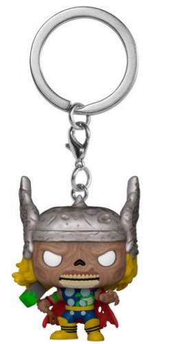 Funko POP Keychain: Marvel Zombies - Thor