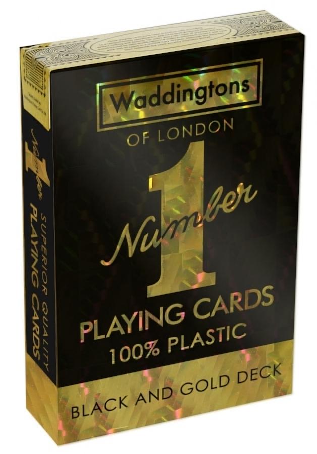 Waddingtons: Black and Gold