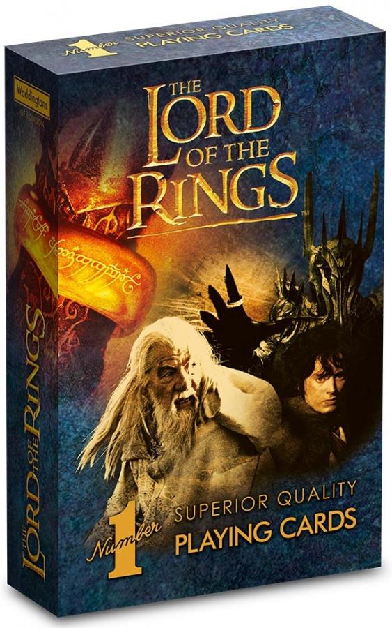 Waddingtons: Władca pierścieni