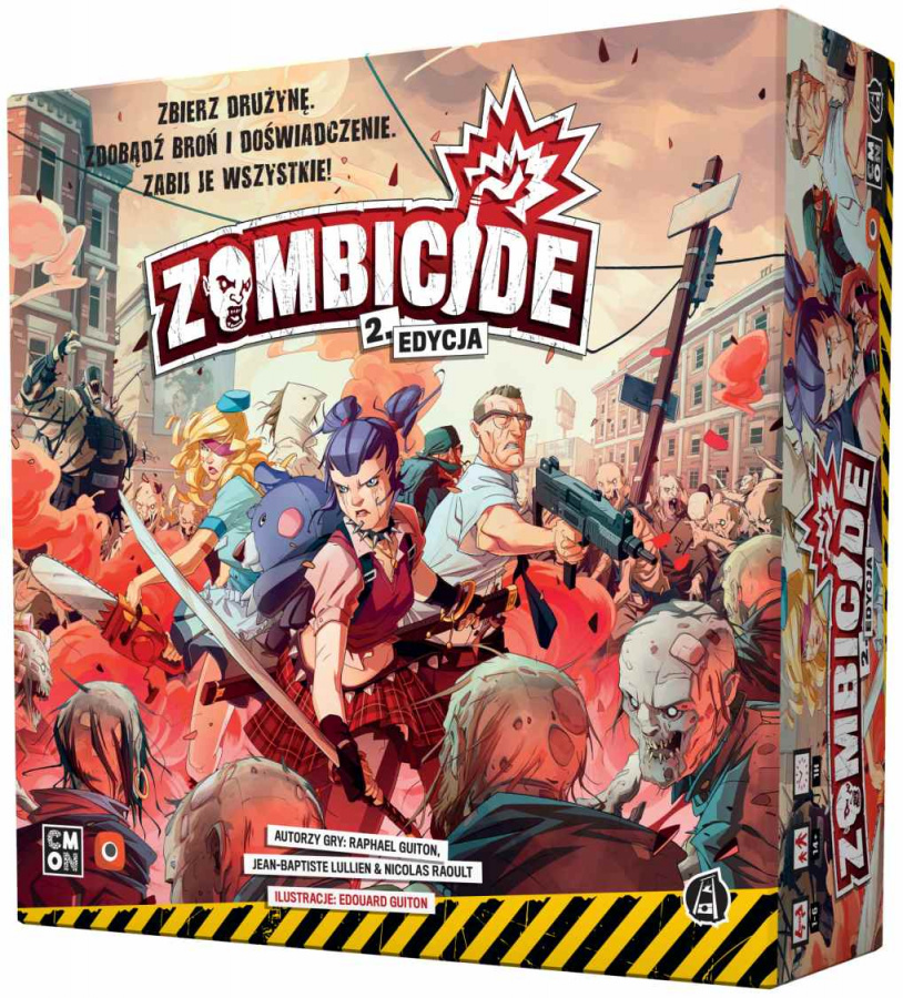 Zombicide 2. edycja