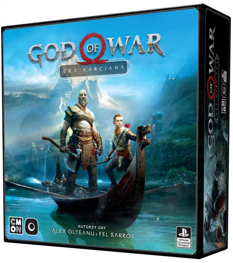 God of War: Gra karciana