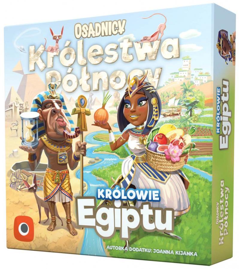 Osadnicy: Królestwa północy - Królowie Egiptu