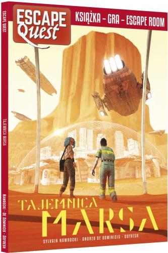 Escape Quest: Tajemnica Marsa