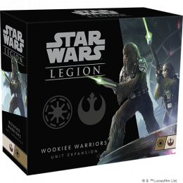 Star Wars Legion: Wookiee Warriors Unit Expansion (2021)