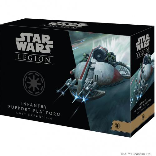 Star Wars Legion: Intantry Support Platform Unit Expansion