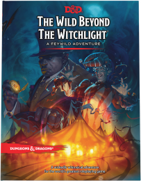 Dungeons & Dragons: The Wild Beyond the Witchlight (Hard Cover)