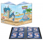 UP - Gallery Series Seaside 4 Pocket Portfolio for Pokémon