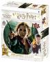 Harry Potter: Magiczne puzzle - Pojedynek Hermiony (300 elementów)