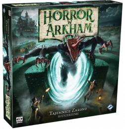 Horror w Arkham: Tajemnice zakonu