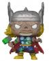 Funko POP Marvel: Marvel Zombies - Thor (Glow in the Dark)(Exclusive)