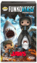 POP! Funkoverse: Jaws 100 (Quint & The Shark)