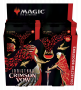 Magic The Gathering: Innistrad: Crimson Vow - Collector Booster Box (12 szt.)