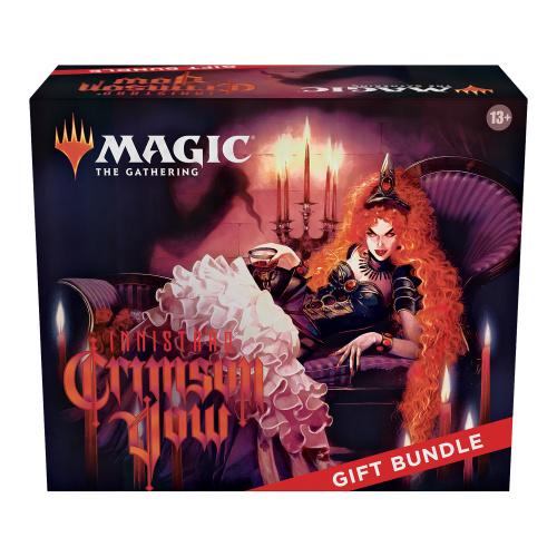 Magic The Gathering: Innistrad: Crimson Vow - Gift Bundle Edition