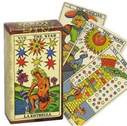 Fournier: Tarot Hiszpański