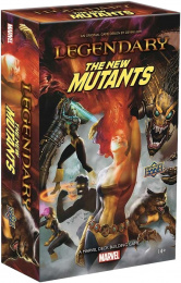 Legendary: A Marvel Deck Building Game - The New Mutants