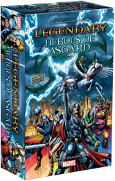 Legendary: A Marvel Deck Building Game - Heroes of Asgard